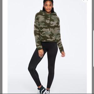 PINK Victoria's Secret camouflage sweater